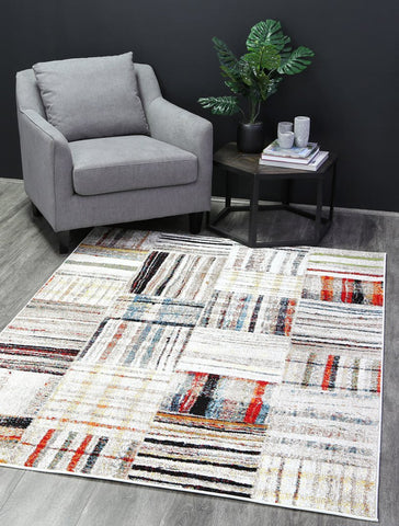 Madison Tribal Multi Rug
