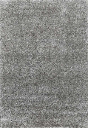 Arctic Plush Dark Grey Shaggy Rug