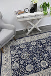 Old World Ziegler Navy Rug
