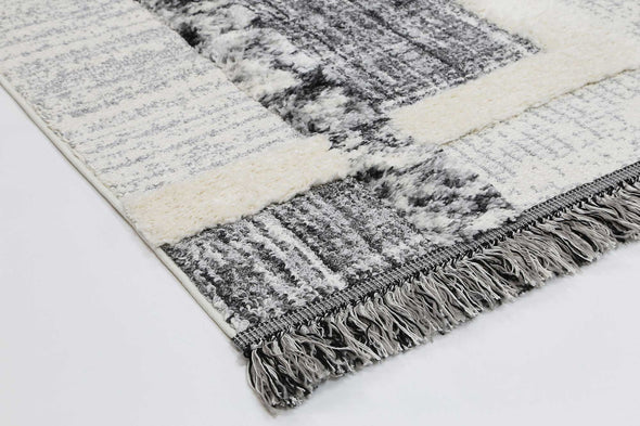 Mono Tribal Modern Cream Anthracite