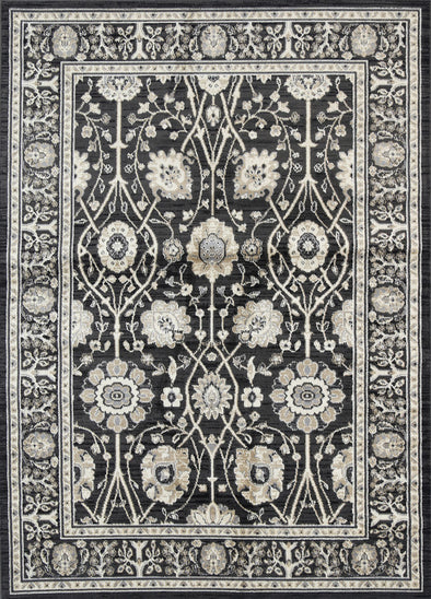 Old World Ziegler Grey Rug