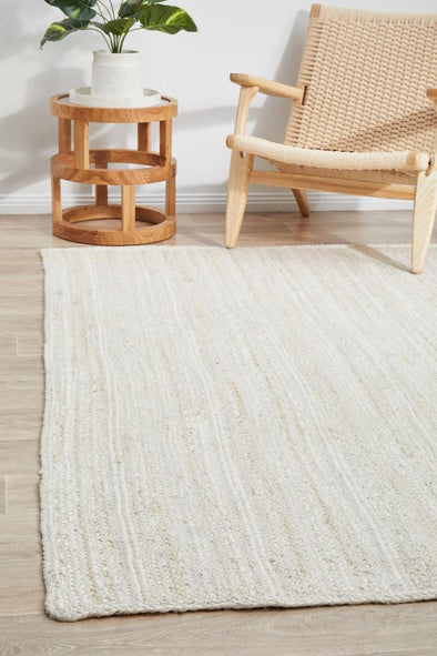 Coogee White Rug