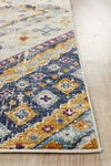 Babylon 203 White Rug