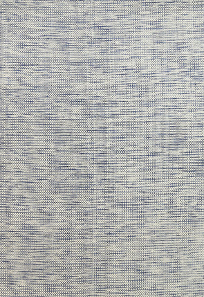 Scandi Blue Reversible Wool Rug