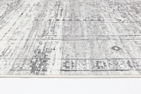 Cordelia Traditional Grey Rug