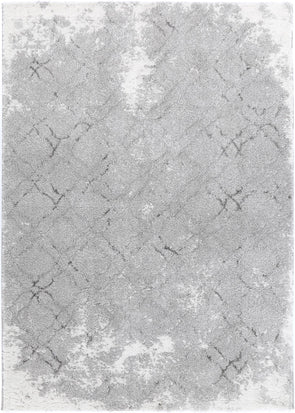Yuzil Grey Transitional Rug
