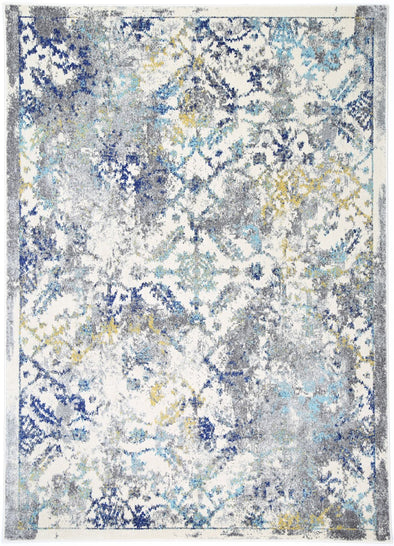 Provance  Blue Transitional Rug