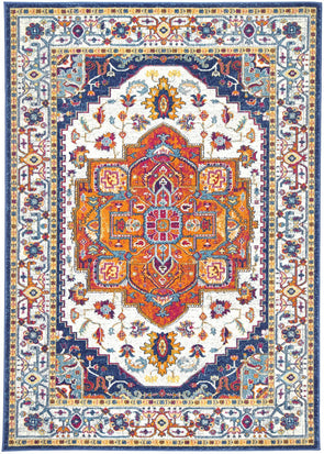 Provance  Multi Bohemian Medallion Rug