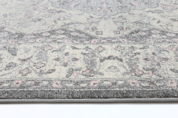 Provance  Grey Blush Oriental Rug