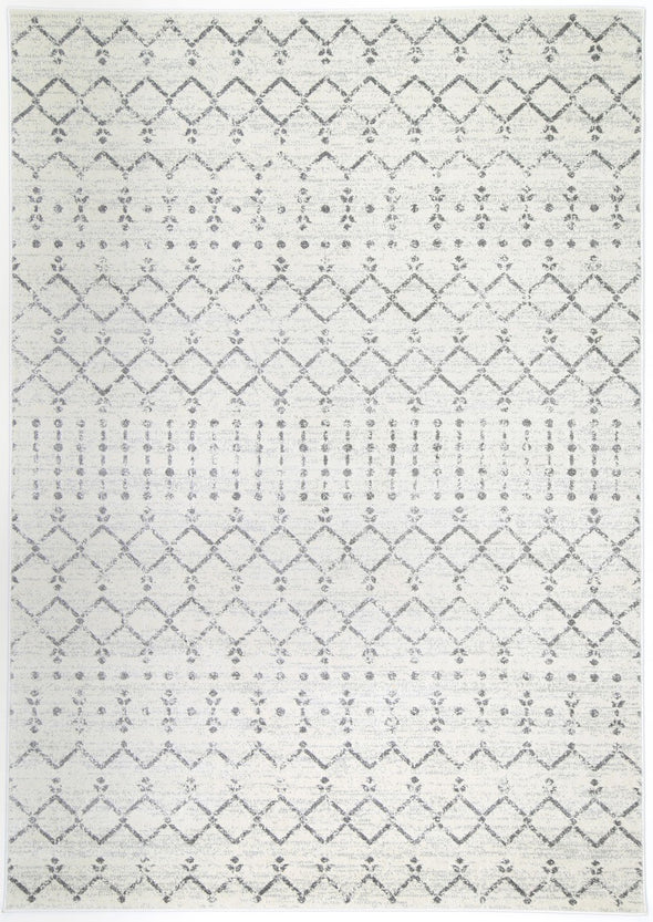 Provance Grey Scandi Rug