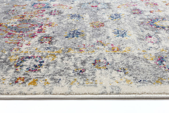 Provance  Multi Grey Mottled Rug