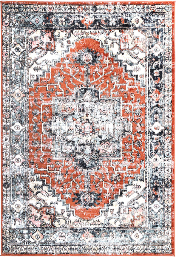 Anatolia Traditional Terracotta Rug