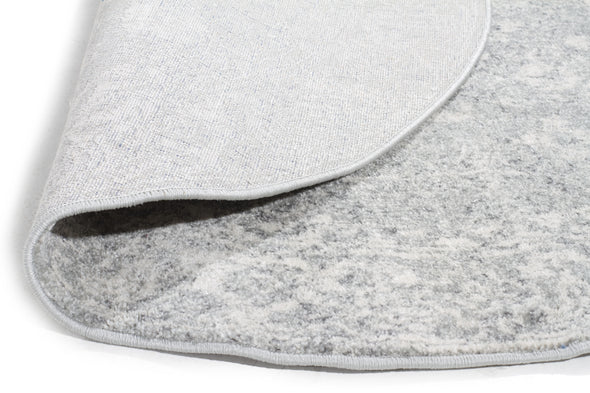Shine Silver Transitional Rug