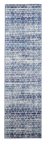 Culture Blue Transitional Runner