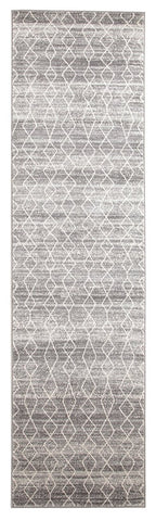 Remy Silver Transitional Runner