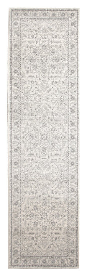 Winter White Transitional Runner