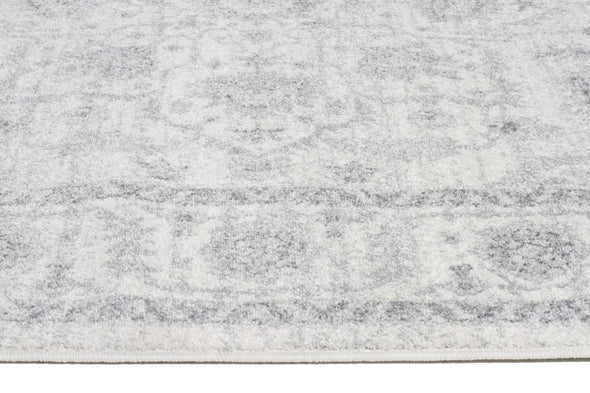 Winter White Transitional Rug