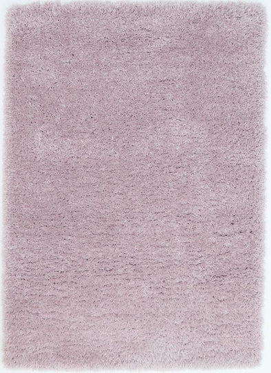 Flokati Super Soft Ultra Thick Shag Rug Light Pink