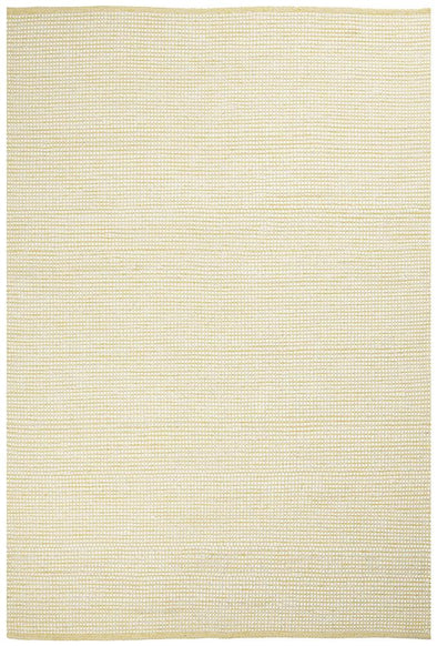 Loft Stunning Wool Yellow Rug