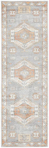 Hexham Caitlen Grey Runner Rug