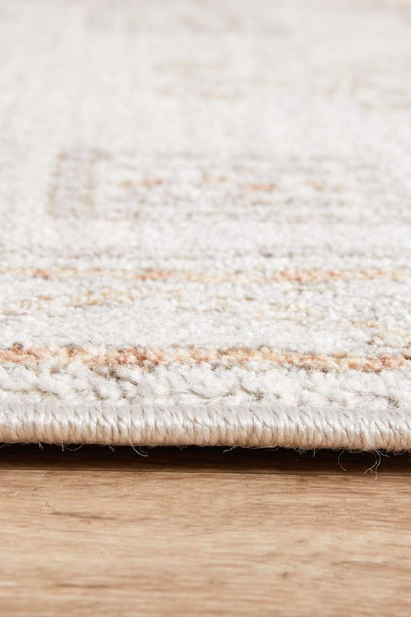 Hexham Caitlen Natural Runner Rug