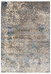 Danica Transitional Rug Blue Grey