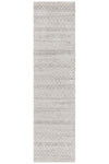 Nadia Grey Rustic Tribal Rug