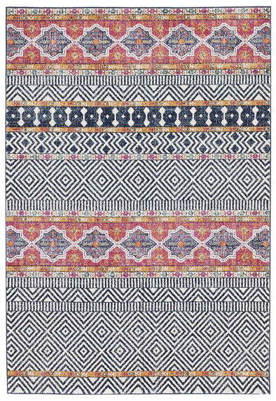 Sabrina Multi Tribal Rug