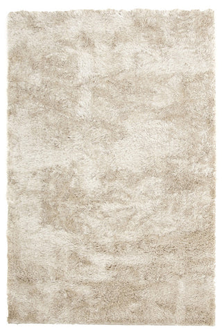 Plush Luxury Shag Rug Natural