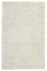 Plush Luxury Shag Rug Crisp White