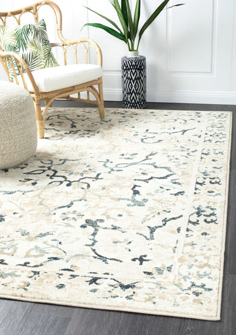 Mayfair Stem Bone Rug