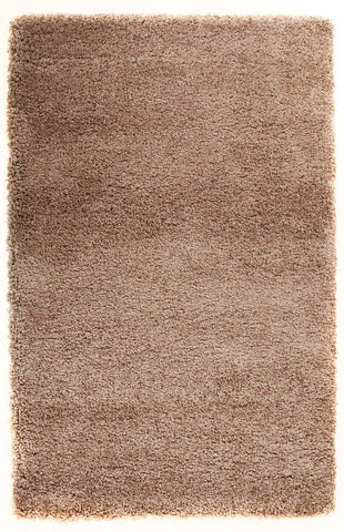 Ultra Thick Super Soft Shag Rug Latte