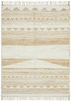 Array Jute White Rug