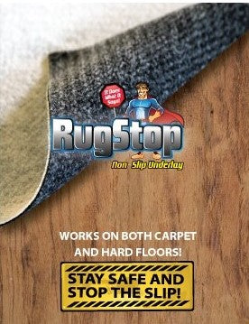 Anti Slip Rug Stop Pad For Soft Flooring & Carpet