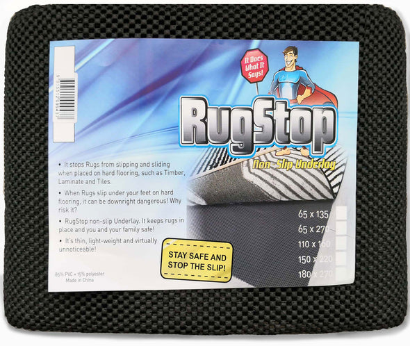 Antii-Slip RUG STOP pad for hard surfaces, Wooden & Tiled