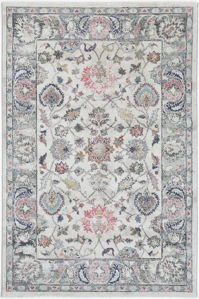 Crystal Transitional Cream Rug