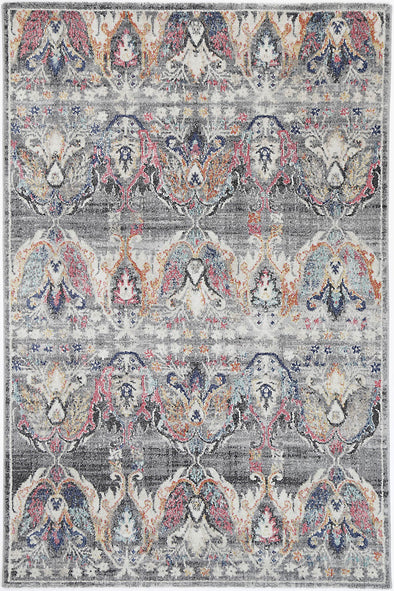 Lyndhurst Transitional Muted Mullti Rug