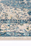Micah Blue Traditional Rug