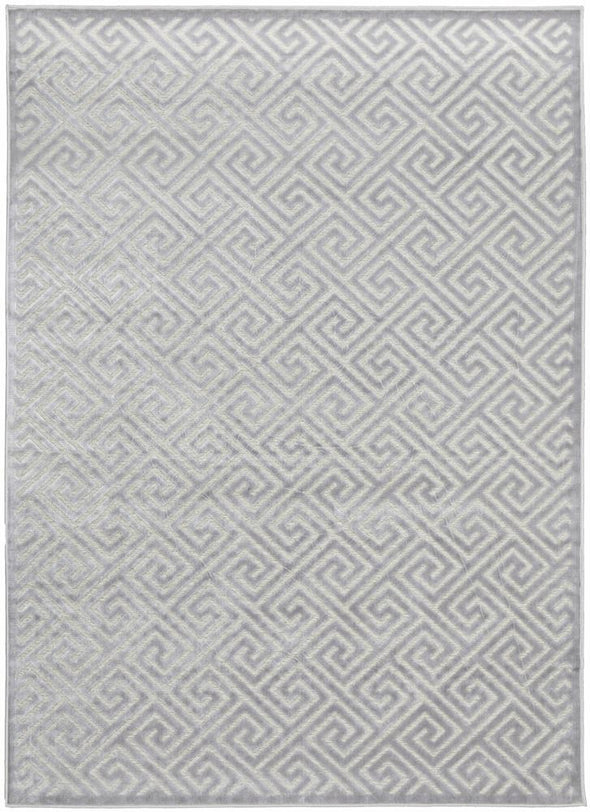 Chicago Alice Silver Rug