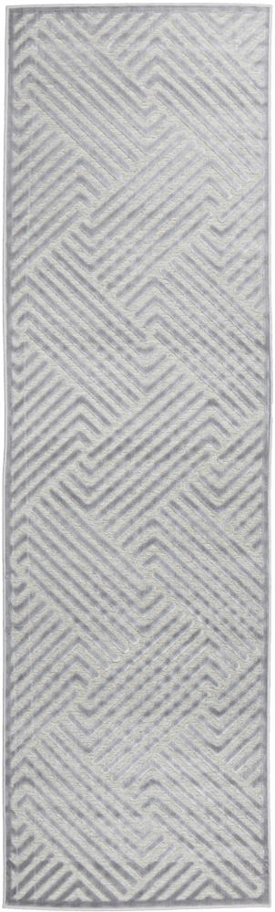 Chicago Cindy Silver Rug
