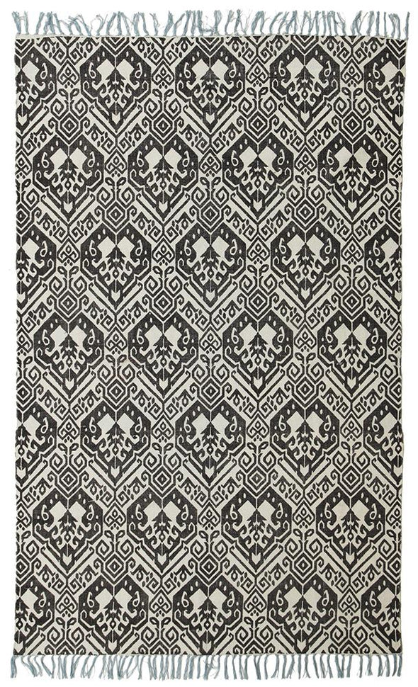 Totemic Tameless Black Rug