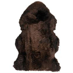 Sheepskin Rug Merino - Chocolate Brown