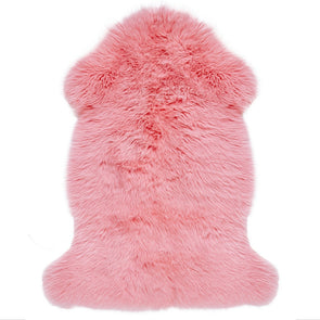 Sheepskin Rug Merino - Lolly Pink