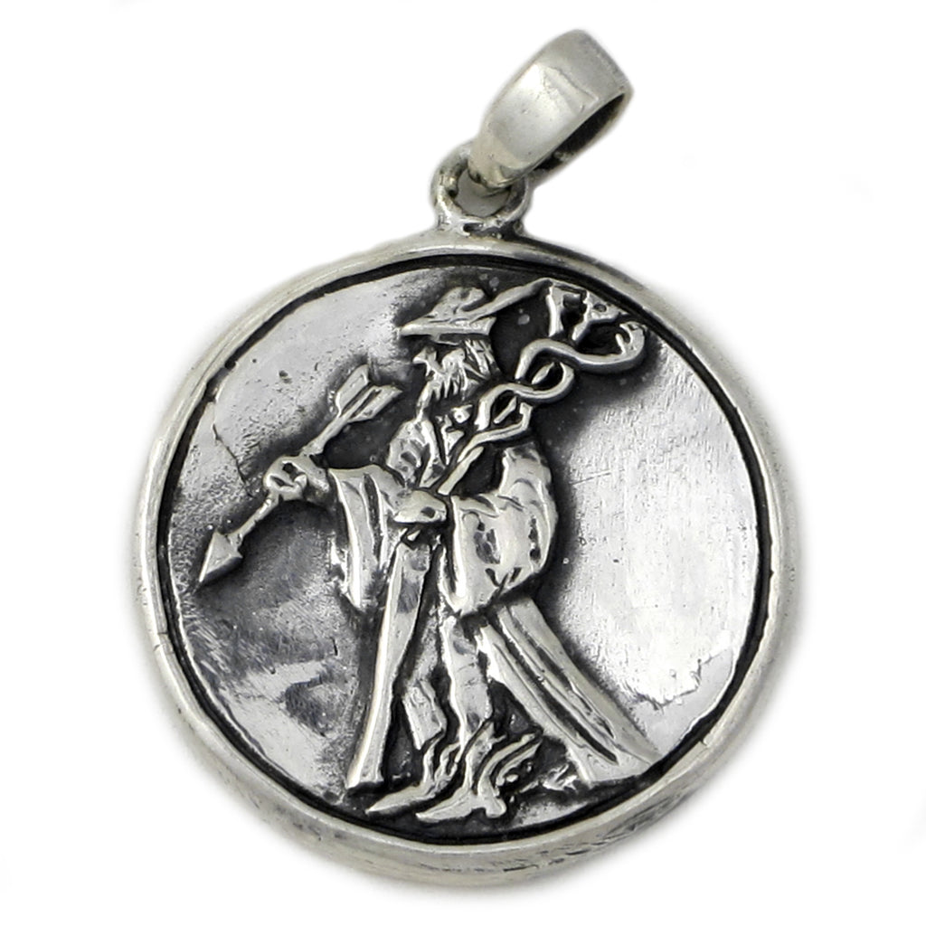 Mercury in Gemini Metal Talisman