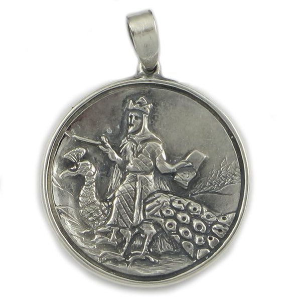 Mercury Regulus Metal Talisman
