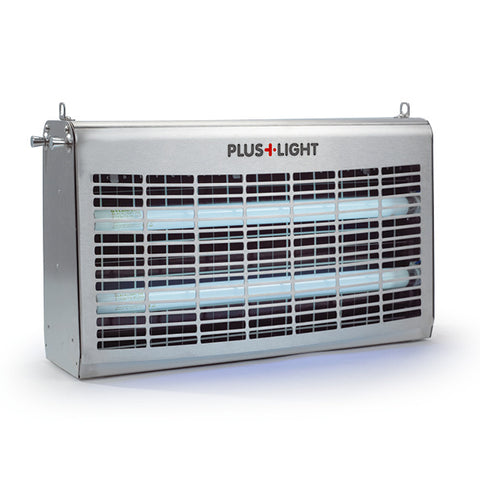 Plus Light - 60W (Stainless)