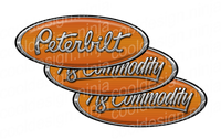Ag Commodity Peterbilt Emblem Skins