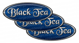Black Tea Peterbilt Emblem Skins