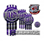 Blyss Logistics Kenworth Emblem Skin Kit