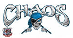 Chaos Skull Boat Decals